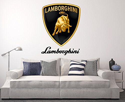 Lamborghini Wall Decal Google Search Decal Wall Art Vinyl Wall Decals Vinyl Wall Art Decals